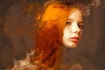 Создам стилизованный цифровой портрет 57 - kwork.ru