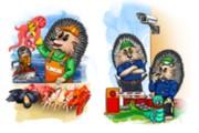 Нарисую персонажа, иллюстрацию в векторе 72 - kwork.ru