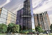 3D визуализация - многоярусный парковочный комплекс, parking 3 - kwork.ru