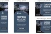 7 баннеров для вашего сайта, адаптированных к рекламе в google 29 - kwork.ru