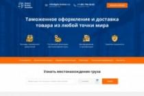 Лендинг на Tilda 35 - kwork.ru