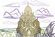 Нарисую в векторе иллюстрацию 37 - kwork.ru