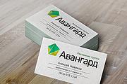 Дизайн визитки 213 - kwork.ru