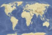 Подготовлю настенную географическую карту 8 - kwork.ru