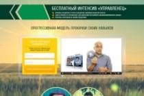 Создание продающих сайтов landing page 29 - kwork.ru