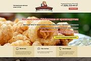 Продающий Landing Page под ключ 112 - kwork.ru