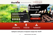 Продающий Landing Page под ключ 113 - kwork.ru