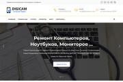 Адаптивная верстка по дизайн-макету 13 - kwork.ru