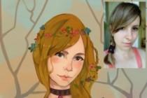 Создам ваш портрет в стиле аниме 118 - kwork.ru