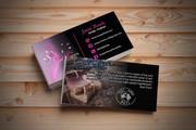 Макет визитки 77 - kwork.ru