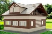 Экстерьеры. 3д модели домов 24 - kwork.ru