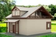 Экстерьеры. 3д модели домов 26 - kwork.ru