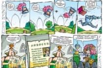 Нарисую стрип для газеты, журнала, блога, сайта или рекламы 49 - kwork.ru