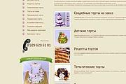Доработка верстки 21 - kwork.ru