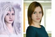 Рисую цифровые портреты по фото 118 - kwork.ru