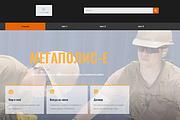 Адаптивный Landing Page под ключ 13 - kwork.ru