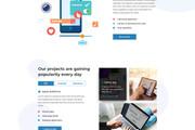 Дизайн сайтов в Figma. Веб-дизайн 58 - kwork.ru