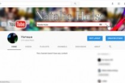 Создам шапку и аватар на YouTube канал 17 - kwork.ru