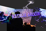 Создам шапку и аватар на YouTube канал 23 - kwork.ru