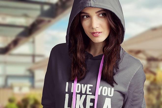 Продам коллекцию шаблонов Photoshop для визуализации дизайна футболок 12 - kwork.ru