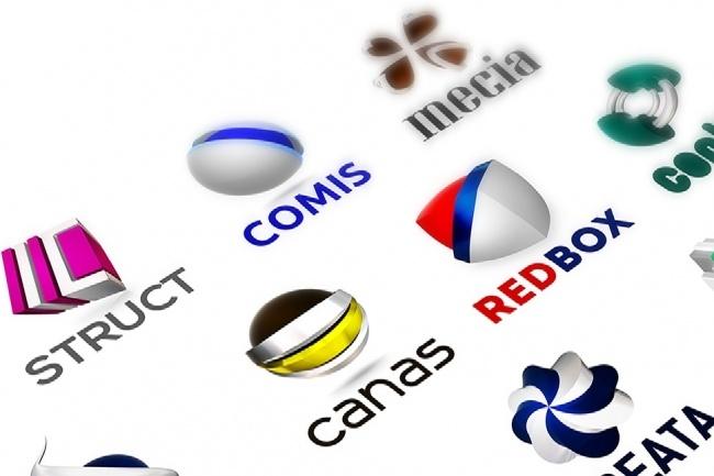 Огромный набор редактируемых шаблонов для логотипов 5 - kwork.ru