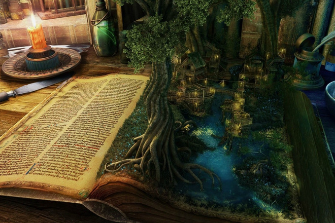 Напишу историю. Магия и мечи или философия и психология 1 - kwork.ru