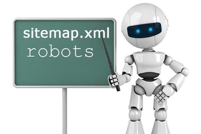 Создаю и настраиваю robots.txt и sitemap.xml 1 - kwork.ru