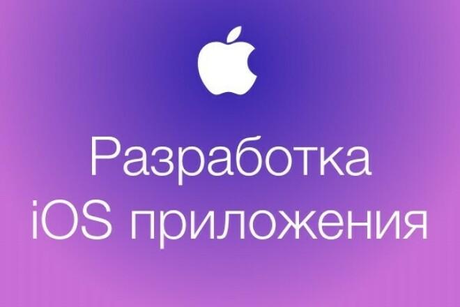 Разработаю iOS приложение 2 - kwork.ru