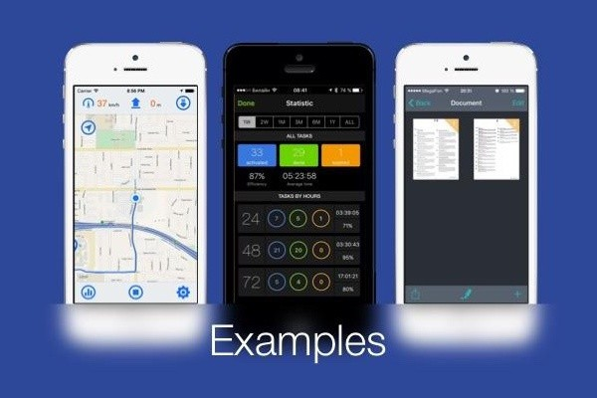 Разработаю iOS приложение 1 - kwork.ru
