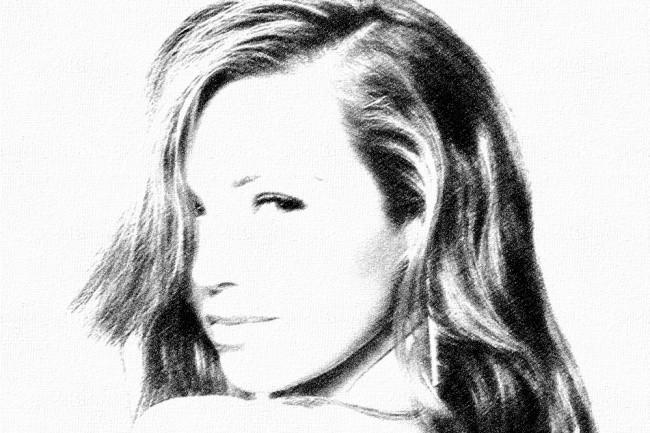 Нарисую портрет карандашом по фотографии 3 - kwork.ru