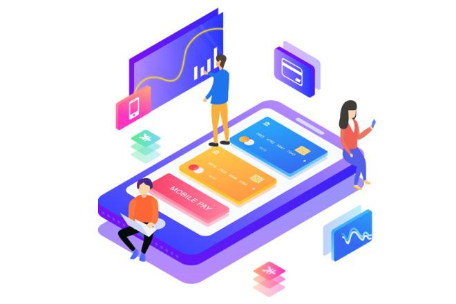Нативное мобильное приложение под IOS и Android для интернет торговли 9 - kwork.ru