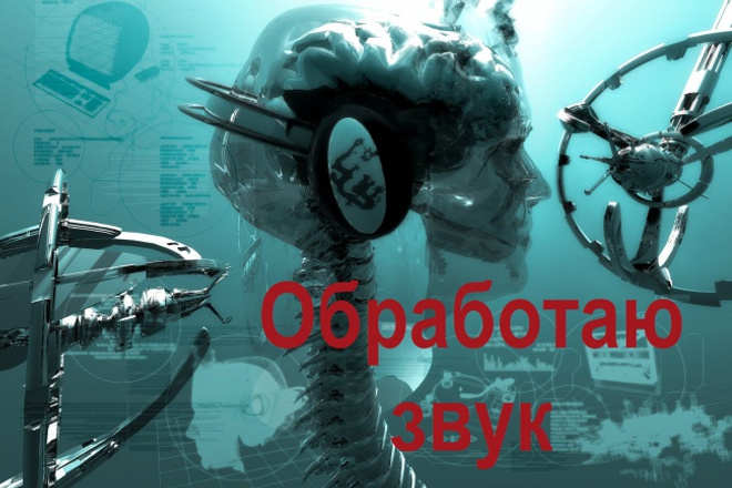 Отделю, очищу, обработаю звук 4 - kwork.ru