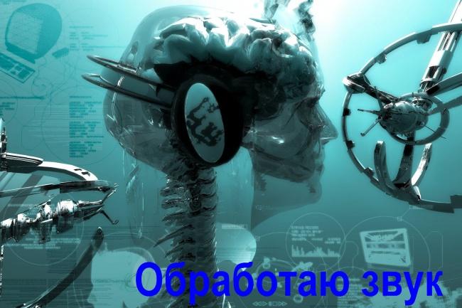 Отделю, очищу, обработаю звук 3 - kwork.ru