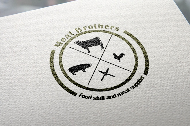 Качественный лого по вашему рисунку. Ваш логотип в векторе 2 - kwork.ru