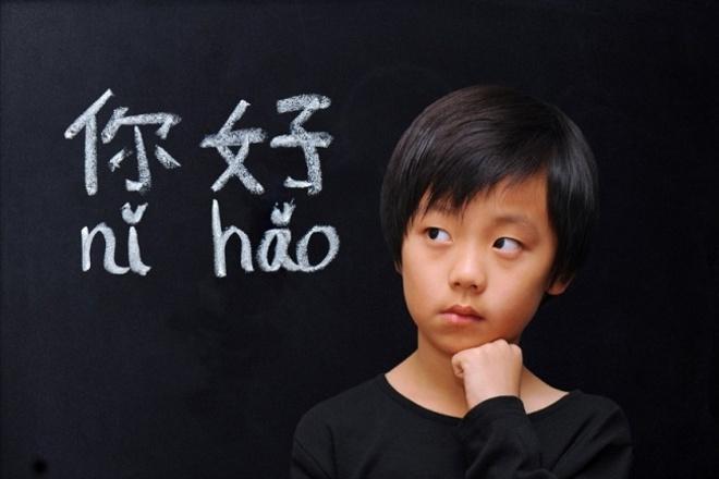 Обучение китайскому языку 1 - kwork.ru