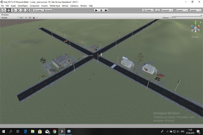Дешево сделаю игру на Unity 5 простой и средней сложности для ПК 2 - kwork.ru