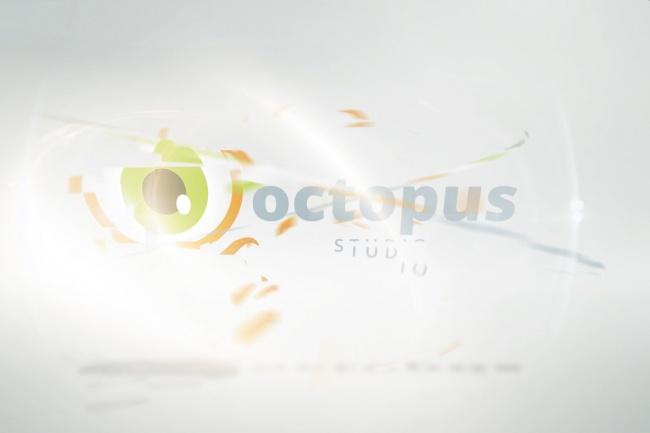 Создам 2 анимации логотипа 1 - kwork.ru