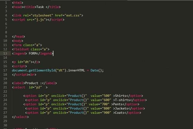 Веб скрипт на php и js 1 - kwork.ru