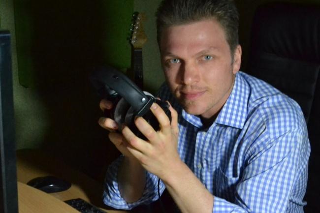 Сведение и мастеринг трека на высочайшем уровне 3 - kwork.ru