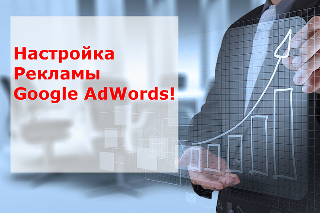 Настрою рекламу в Google AdWords 1 - kwork.ru