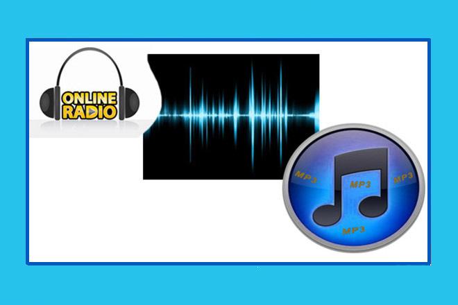 Потоковое аудио через интернет 2 - kwork.ru