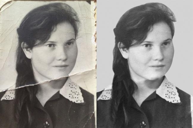 больше реставрация старых фотографий в юзао протяжении нескольких лет