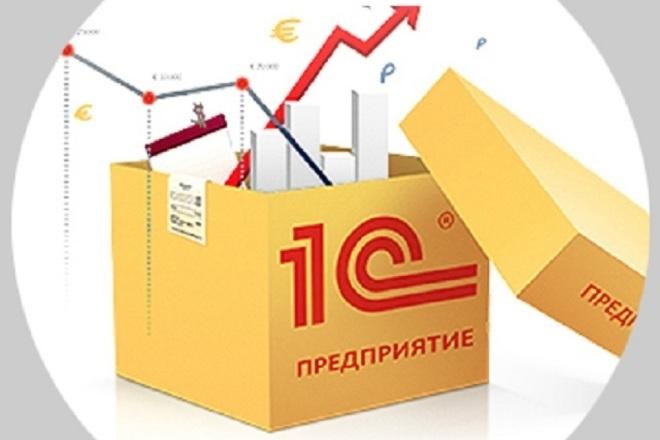 Доработка 1С. Исправление ошибок 1 - kwork.ru