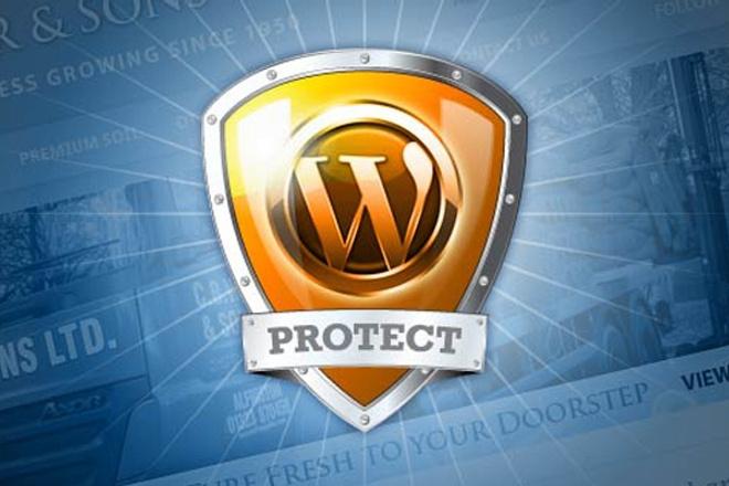 Максимальная защита сайта на wordpress 1 - kwork.ru
