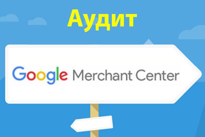 Аудит Google Merchant и Консультация 1 - kwork.ru