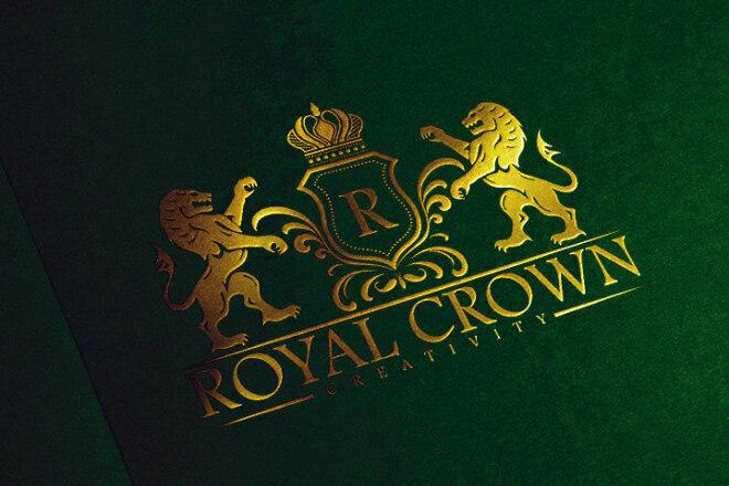 Сделаю от 3-х вариаций профессионального дизайна логотипа 4 - kwork.ru