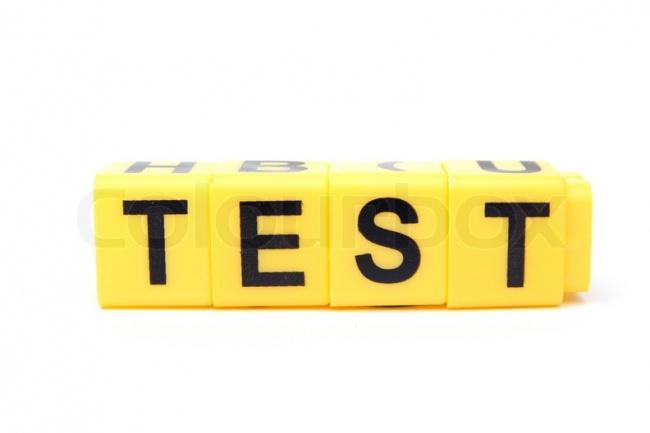 Разработаю тесты для оценки знаний по гуманитарным, техническим темам 1 - kwork.ru