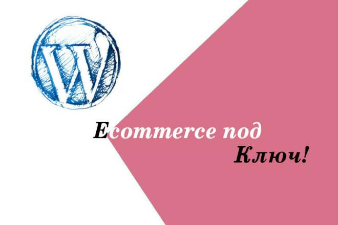 Небольшой интернет-магазин под ключ. Покупка трафика и SEO 4 - kwork.ru