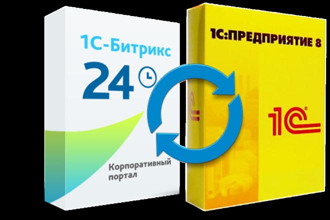 Интеграция Битрикс24 и 1С 1 - kwork.ru