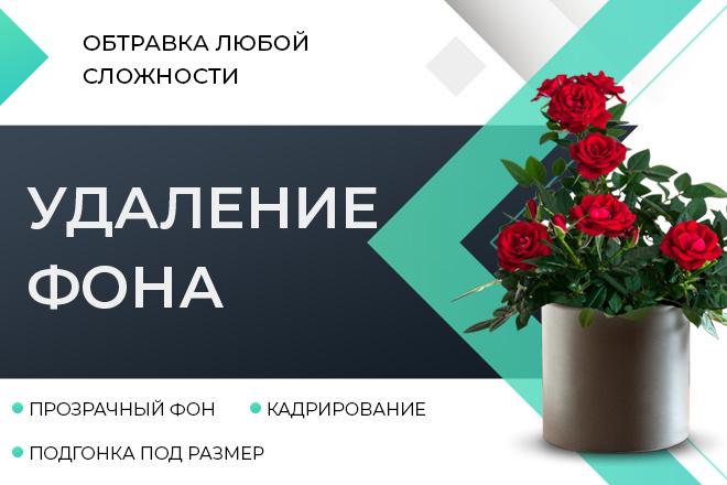 Удаление фона 9 - kwork.ru